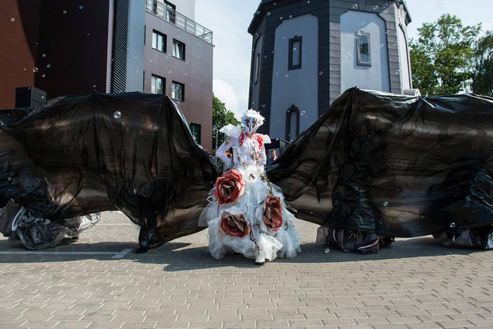 Музей Черепов и Скелетов/МОТОПРОБЕГ на «ПАРАДОКСОВ день 2019»
